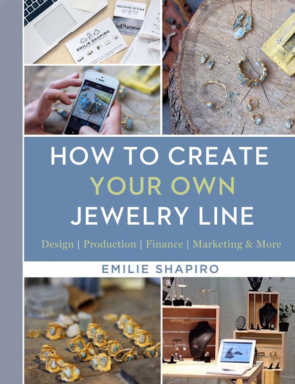 How to Create Your Own Jewelry Line Design Production Finance