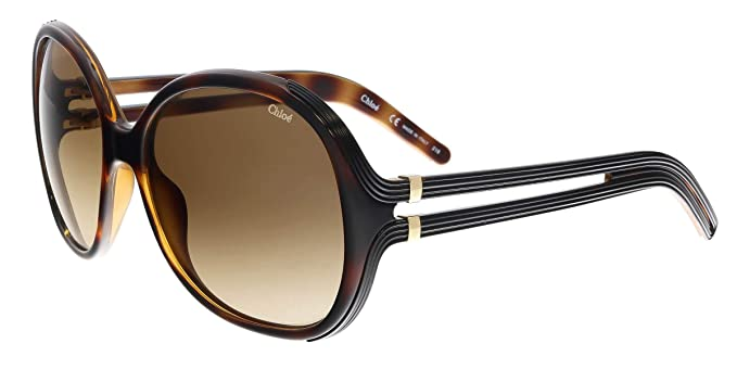 6bb9cdc8564 Image Unavailable. Image not available for. Color  Chloe Sunglasses Round  ...