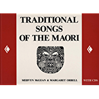 Traditional Songs of the Maori book cover