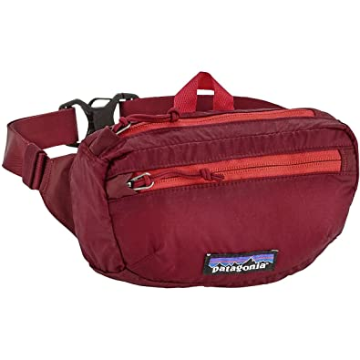 56f5680ee24 (パタゴニア) Patagonia Lightweight Travel Mini 1L Hip Packメンズ バックパック リュック Oxide  Red