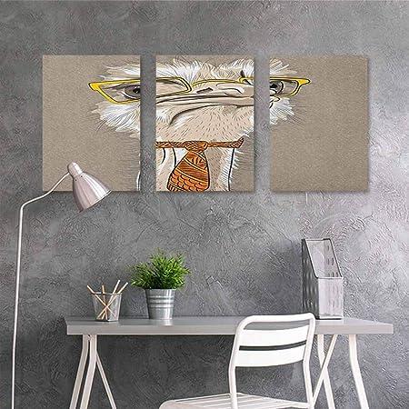 HOMEDD pintura decorativa moderna, retrato de dibujo indio de ...