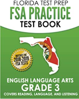Florida test prep fsa grade 3 fsa reading grade 3 fsa practice florida test prep fsa practice test book english language arts grade 3 covers reading fandeluxe Image collections