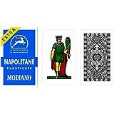 Napoletane 97/31 Modiano Regional Italian Playing Cards. Authentic Italian Deck.