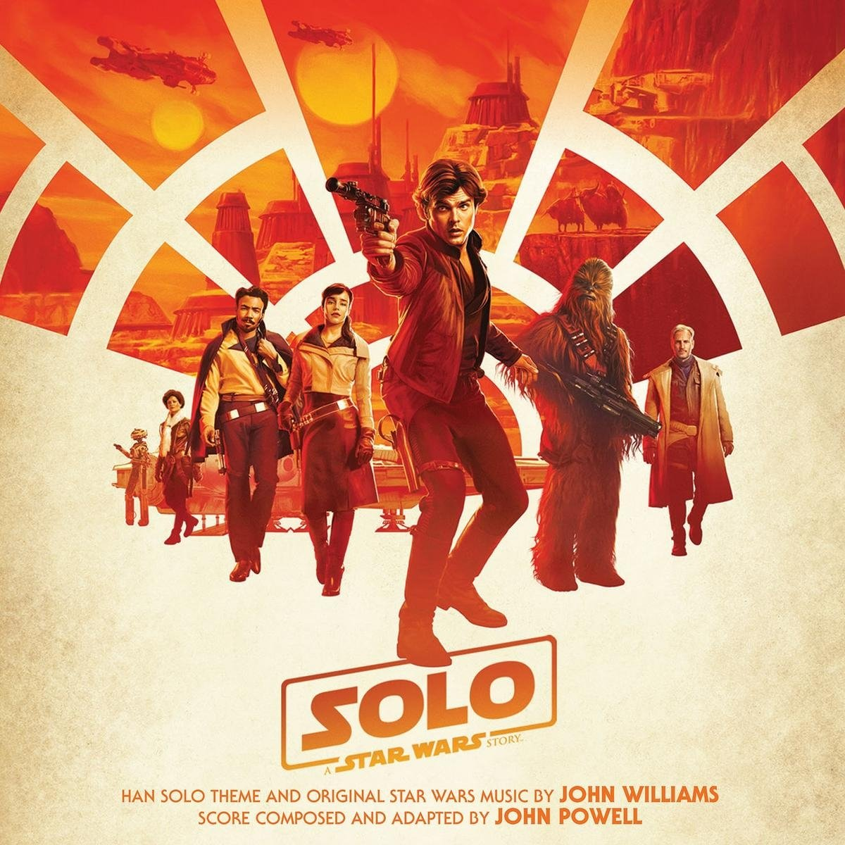 John Powell - Solo: A Star Wars Story (Original Motion Picture Soundtrack)  - Amazon.com Music