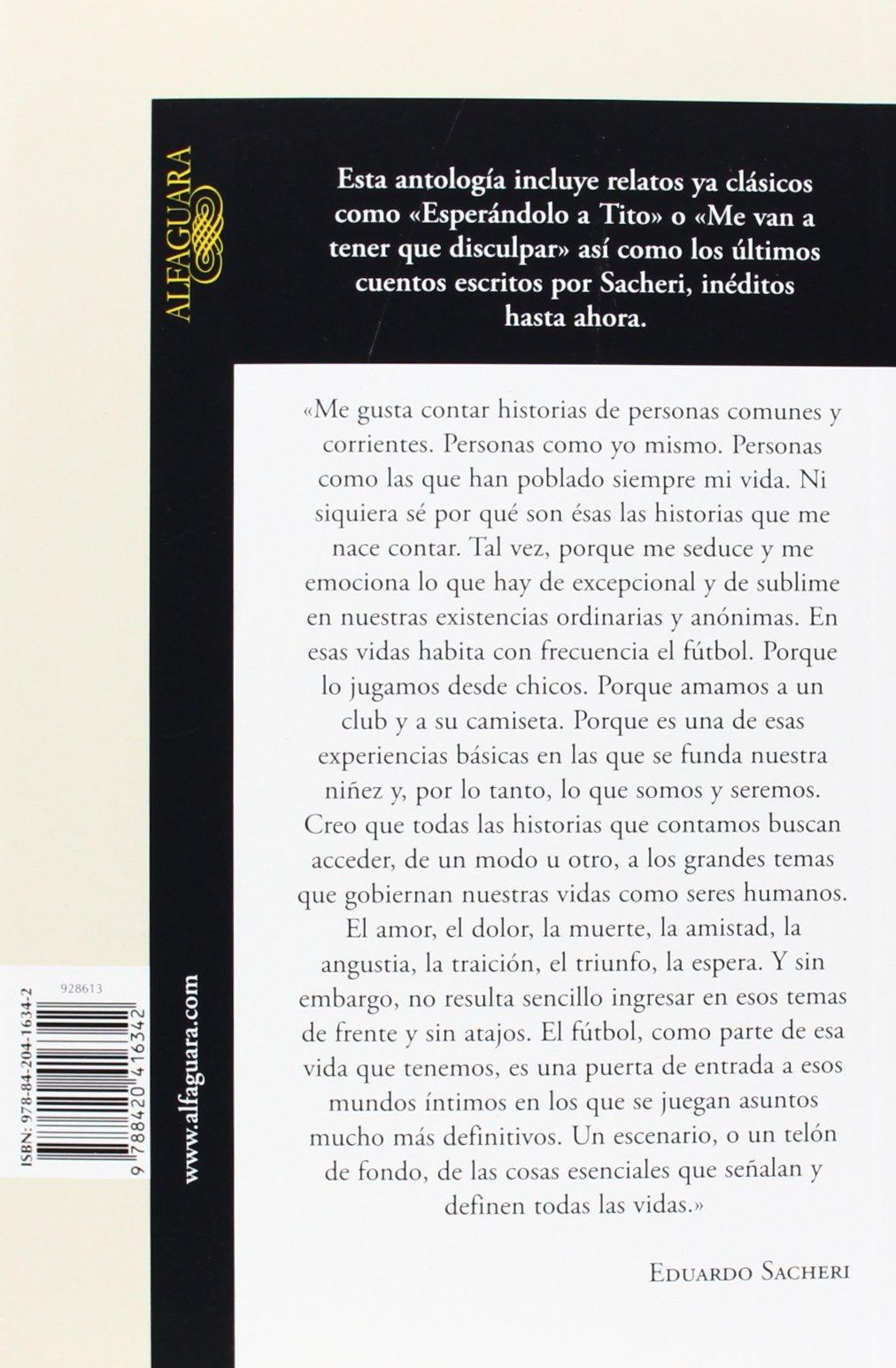 La vida que pensamos. Cuentos de fútbol (Hispánica): Amazon.es ...