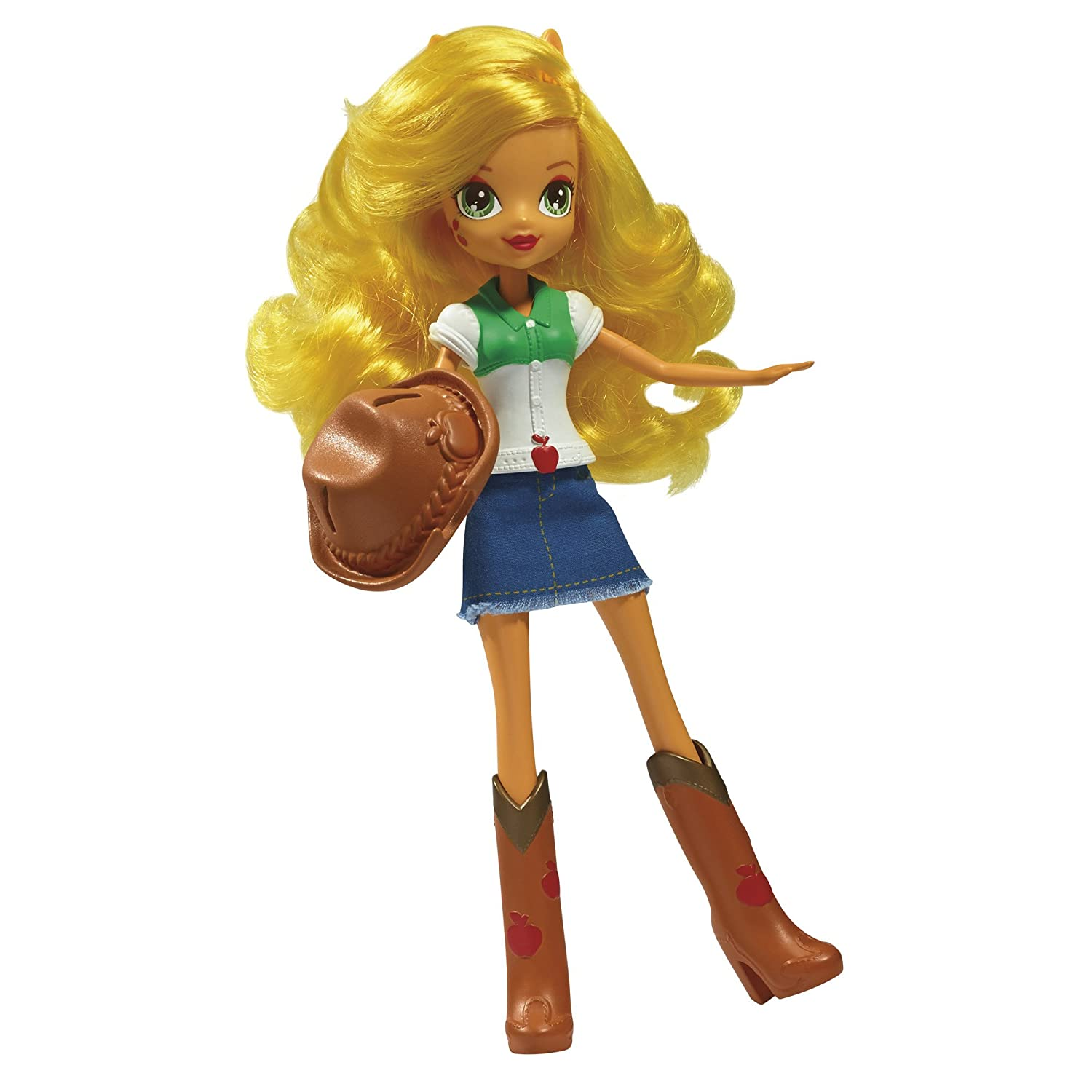 Amazoncom My Little Pony Equestria Girls Collection Applejack