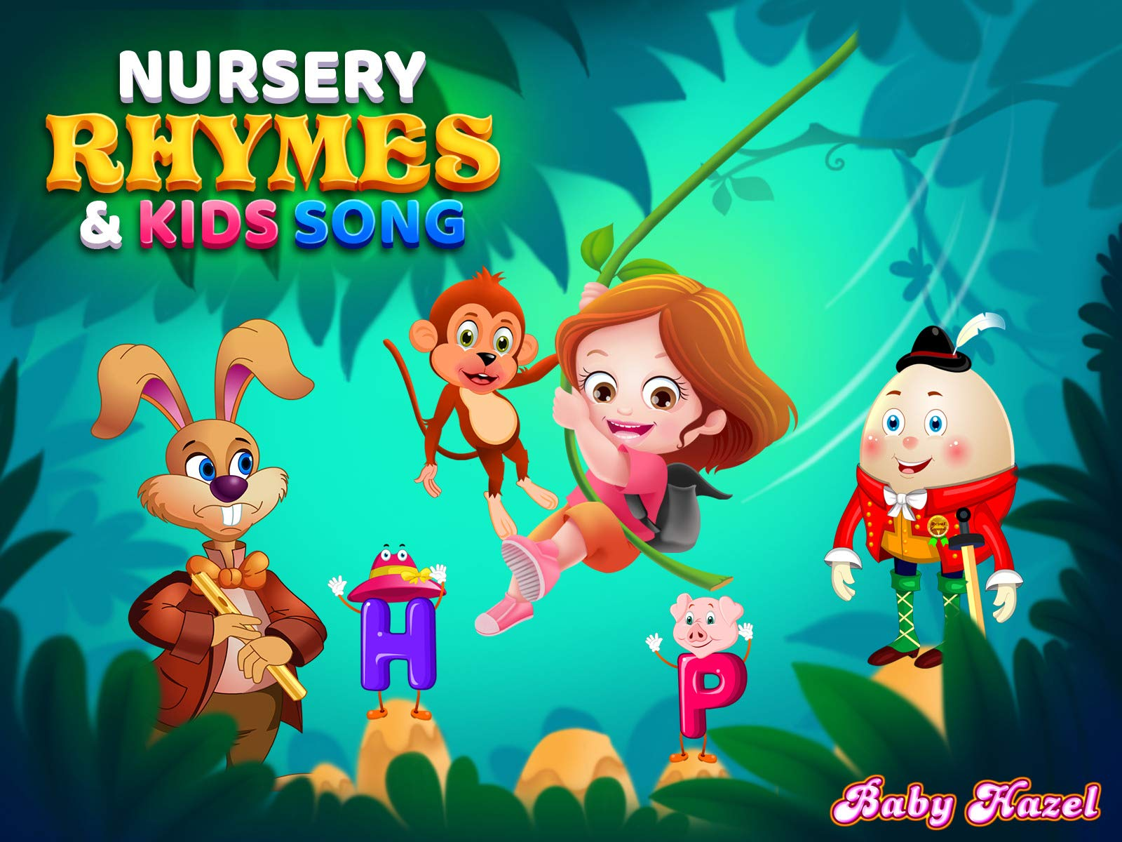 Baby Hazel Nursery Rhymes and Kids Songs - Season 1