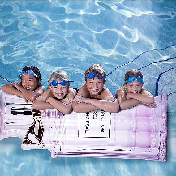 Amazon.com: INSGIRL - Flotador inflable para piscina, 69 ...