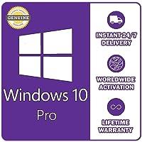 Microsoft Windows 10 Pro/ Professional License Activation Code 32/64 BIT