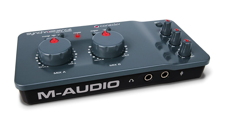 M-AUDIO Connectiv Audio Windows 7 64-BIT