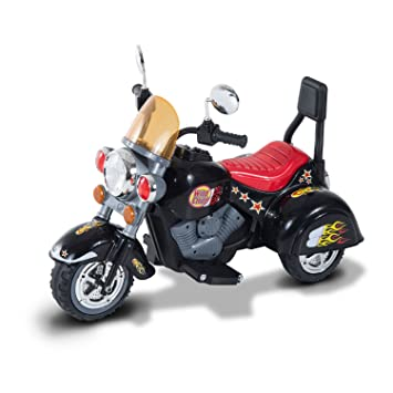 d763bef94ff HOMCOM Children Ride On Toy Car Kids Motorbike Motorcycle Electric Scooter  Motor Bicycle 6V Battery Operated