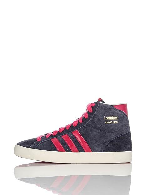 adidas Zapatillas Casual W Azul/Fucsia EU 39 1/3: ADIDAS: Amazon.es: Zapatos y complementos