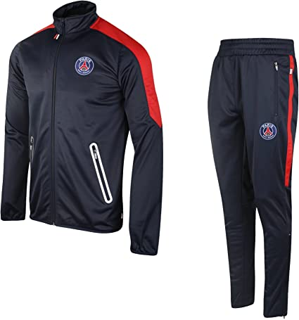 Collection Officielle Taille Enfant gar/çon PARIS SAINT-GERMAIN Survetement PSG