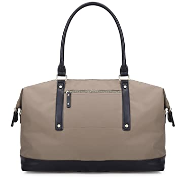 342e73c571f Image Unavailable. Image not available for. Color  ECOSUSI Duffel Bag  Weekender Overnight Bag Large Travel ...