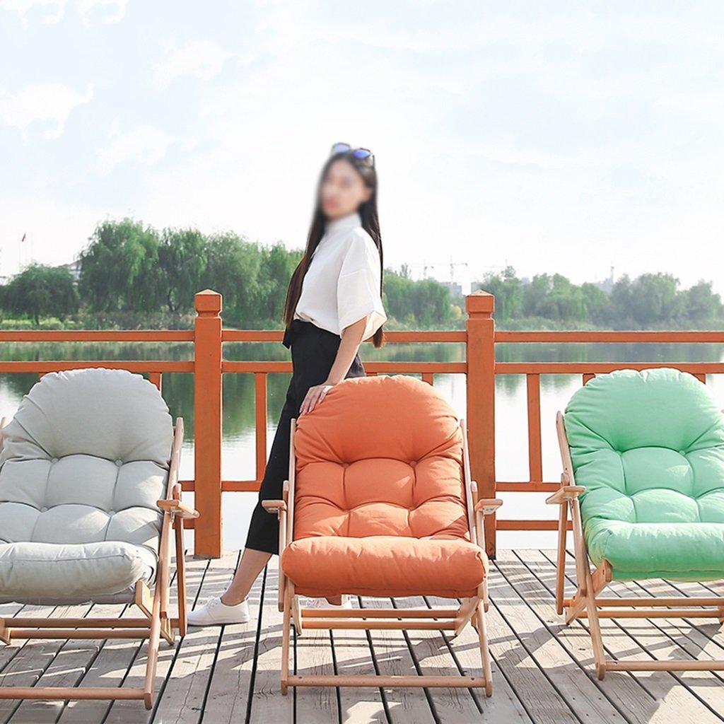 Amazon.com: LXJYMXCreative Silla de salón de madera simple ...