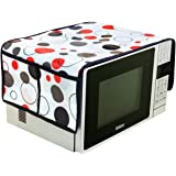 RED HOT Microwave Top Cover (White)
