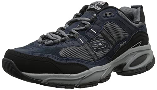 86a875cc5b9f6 Skechers Men's Vigor 2.0 - Trait-Wide Shoes: Amazon.ca: Shoes & Handbags