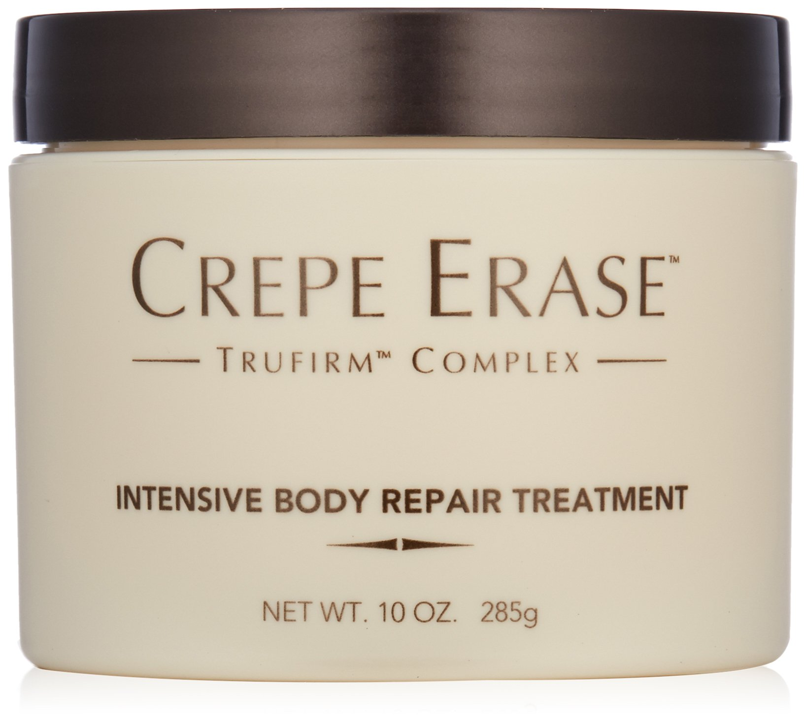 Crepe Erase – Intensive Body Repair Treatment – Smoothing Moisturizer – Shea Butter and Vitamin E for Dry Skin and TruFirm Complex – 10 Ounces – CS.0054