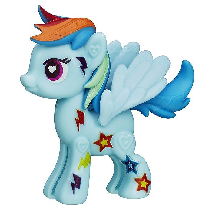 Top 10 My Little Pony Rainbow Dash Pop