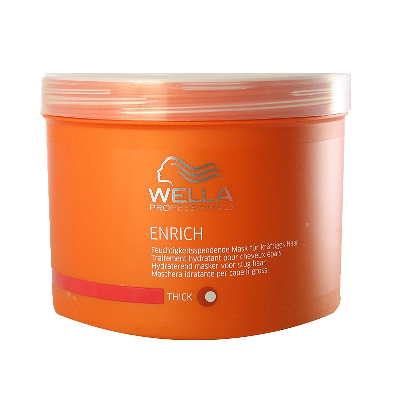 ENRICH HAIR CARE MASK THICK 500 ML P&G 4015600122508