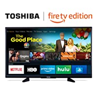 Amazon.com deals on Toshiba 50-inch 4K Ultra HD Smart LED TV w/HDR