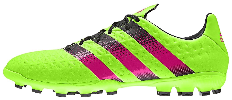 Adidas Herren Ace 16.3 AG Fußballschuhe, Blau, Talla Unica