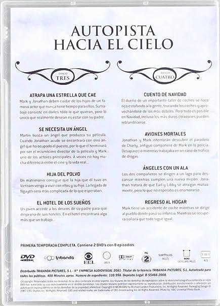 Amazon.com: Autopista Hacia El Cielo - Temporada 1 (Import Movie) (European Format - Zone 2) (2009) Michael Landon; Vic: Movies & TV