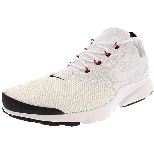 best loved picked up special for shoe Nike Herren Presto Fly Sneaker Weiss