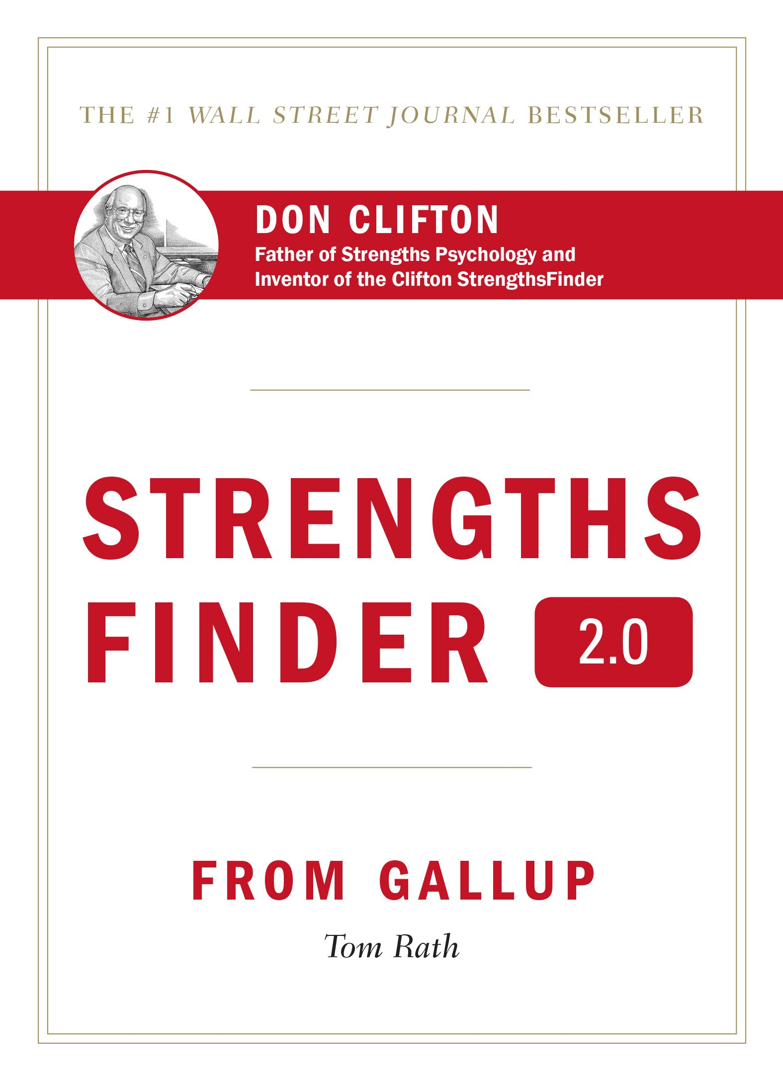 StrengthsFinder 2 0 Tom Rath product image