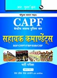 UPSC CAPF (Central Armed Police Forces) Assistant Commandant Recruitment Exam Guide (Popular Master Guide)