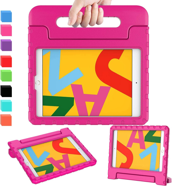 Funda para iPad 10.2 2019 rosa AVAWO