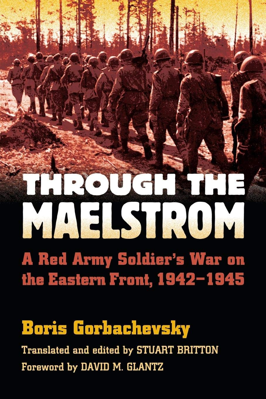 Through the Maelstrom: A Red Army Soldier's War on the Eastern Front, 1942-1945 (Modern War Studies) PDF