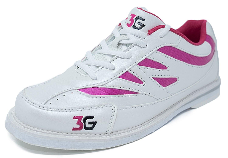 Bowling-Schuhe, 3G Cruze, Damen und Herren, für Rechts- und Linkshänder, 2 Farben, Schuhgröße 36-46 Schuhgröße 36-46 3G / 900 Global