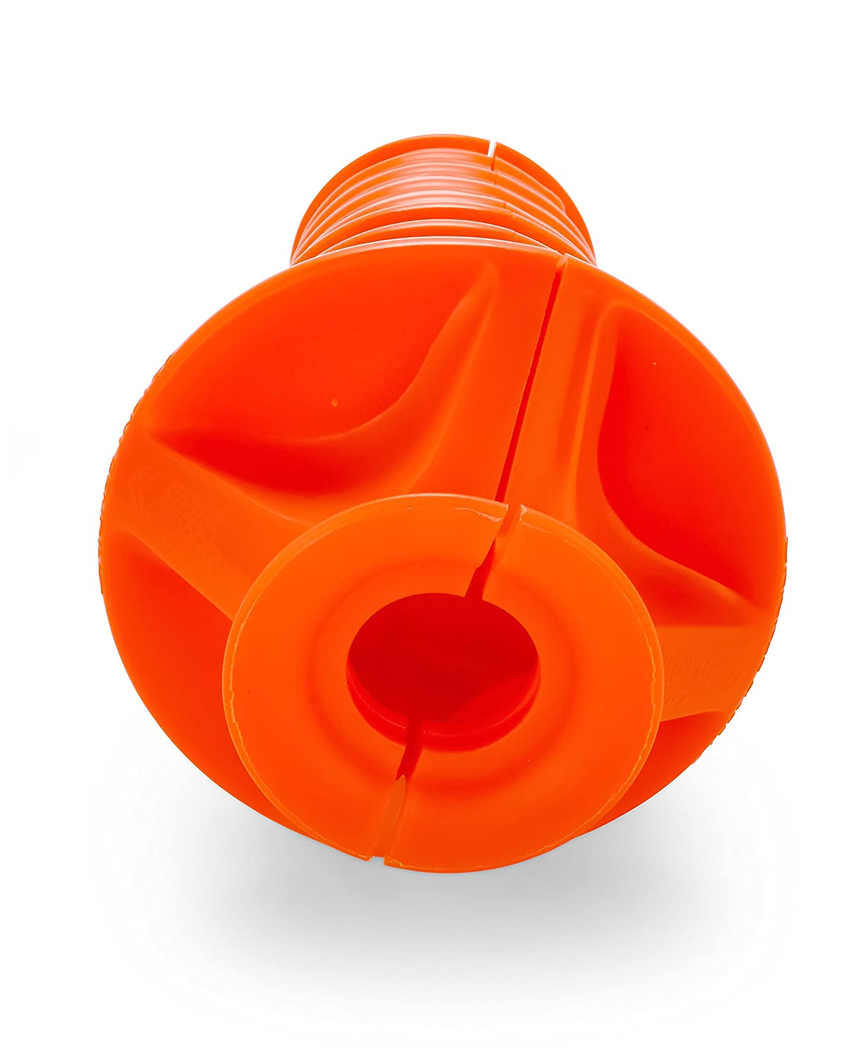 Creates Powerful Cleaning Action that Dislodges and Flushes Stubborn Waste Deposits and Combats Odors Camco RV Flexible Swivel Stik with Shutoff Valve 40074