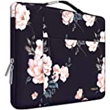 MOSISO Laptop Sleeve Case Compatible with MacBook Pro 16 inch, 15 15.4 15.6 inch Dell Lenovo HP Asus Acer Samsung Sony Chrome