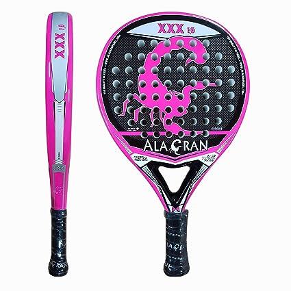 Pala de Padel Profesional Alacran XXX 1.0: Amazon.es: Deportes y ...