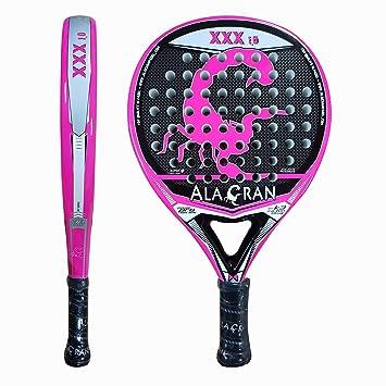Pala de Padel Profesional Alacran XXX 1.0: Amazon.es: Deportes y aire libre