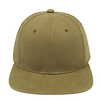 23ed9c23ea9 Image Unavailable. Image not available for. Color  Gents Captain Hat In Olive  Green ...