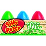 Silly Putty Variety Pack, 6 ct, Gift for Kids, Easter Basket Stuffers