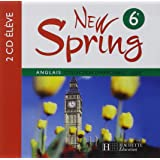 New Spring Anglais 6e Lv1 - 2 CD Audio Eleve - Édition 2006