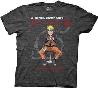 Ripple Junction Naruto - Shippuden Ichiraku Ramen Shop Adult T-Shirt