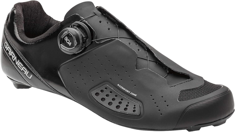 Louis Garneau Mens Carbon LS-100 3 Bike Shoes