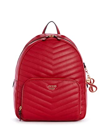 Image Unavailable. Image not available for. Color  GUESS Factory Women s  Elize Quilted Backpack 51a3411d629ce