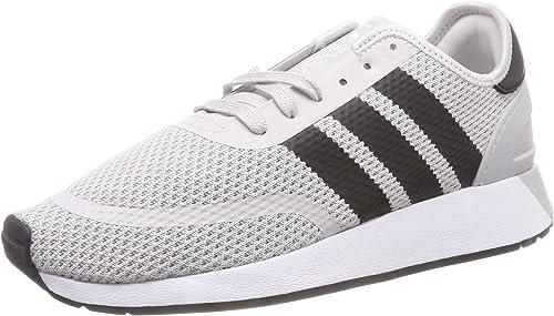 adidas Core Herren Sneaker Grau Schuhe, Größe:43 13