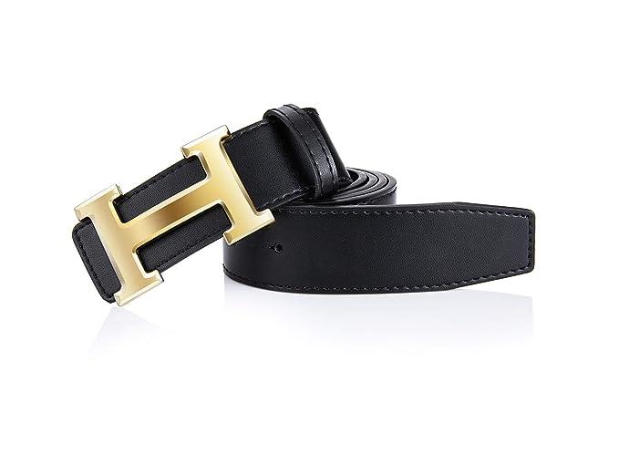 545bb1ab4 New Men's Belts Luxury Designer Men Fashion Belt Men's fashion casual belt  (105CM (waistline