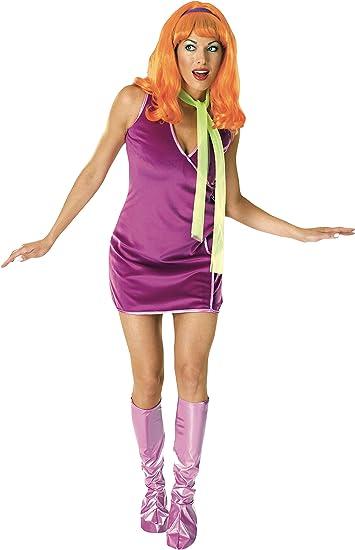 Scooby Doo Daphne Womens Costume Size STD