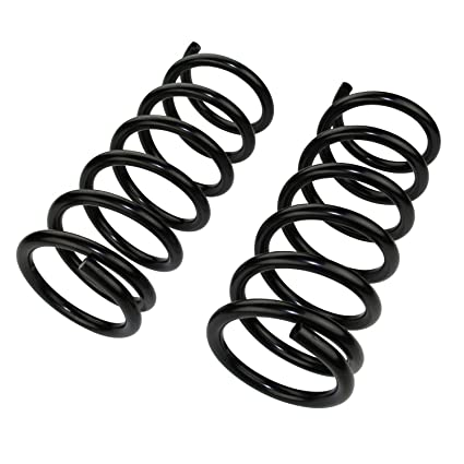Amazon Com Moog 81587 Coil Spring Set Automotive