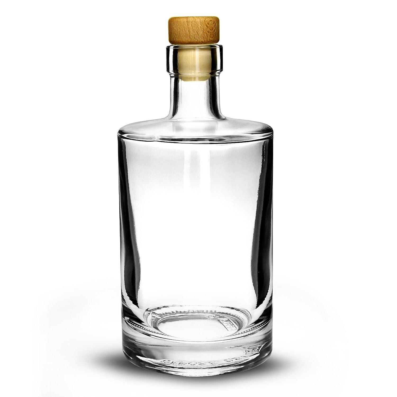 Amazon L Glass Bottle