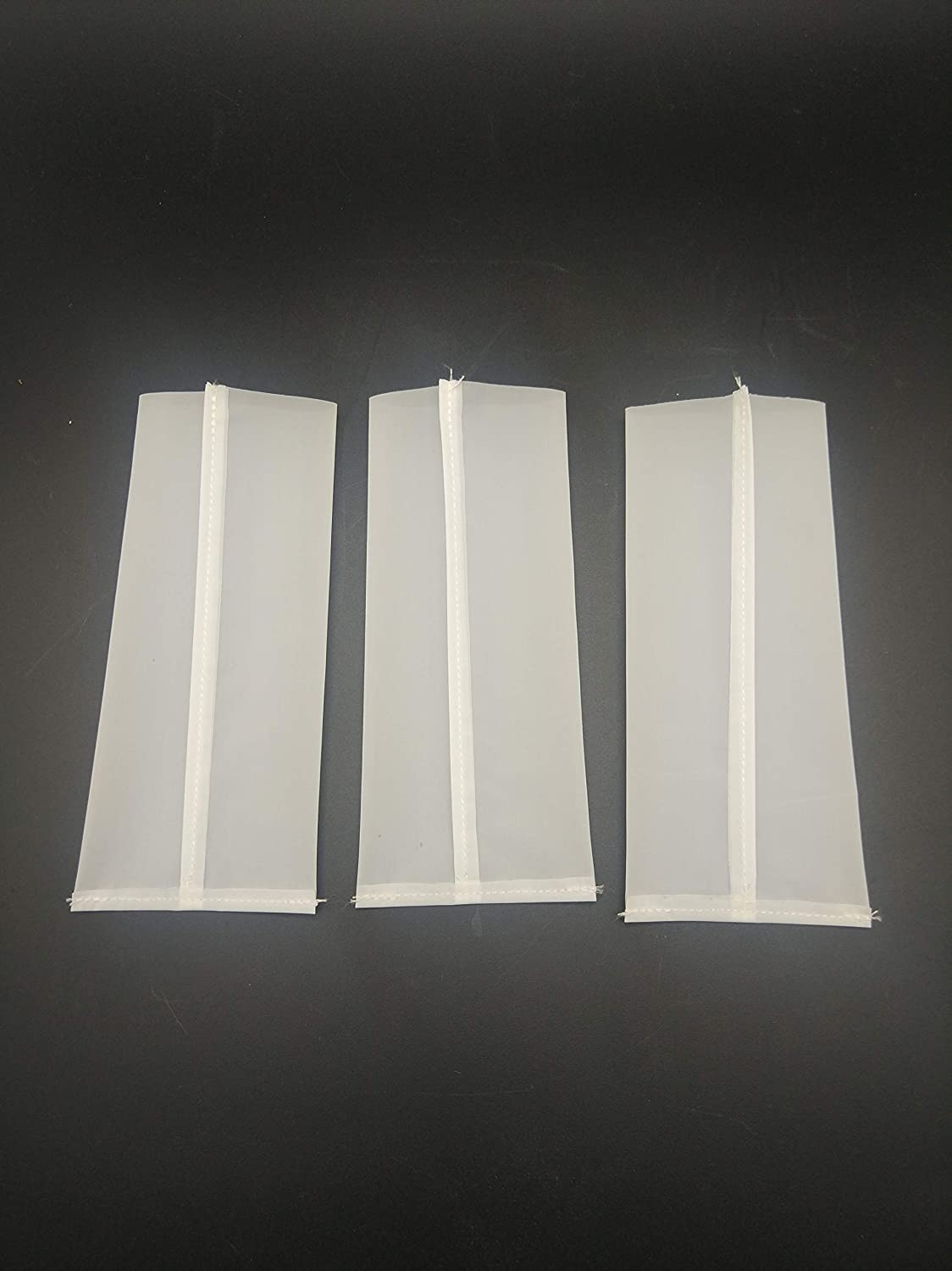 2018 New Arrival top Seam Rosin Press Bags 2 Plus 4.5inch top Sewing Style filter bags 25micron Extraction Bags Tea Bags in Stocks- 100pack 2x4.5inch-25u Micron