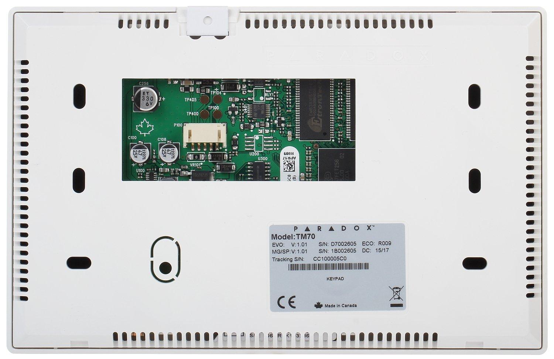 Amazon.com: Paradox - Clavier Tactile Paradox TM70 Blanc ...